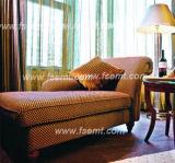 Mobília de madeira do quarto moderno quente do hotel 2016 (EMT-C1202)