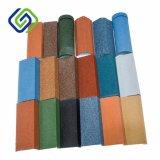 돌은 가격 아스팔트 지붕널을 지붕을 다는 입히는 강철 도와 /Guangzhou 건축재료 /Metal를 잘게 썬다