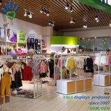 Einzelverkaufs-Kind-Kleid-System-Bekleidungsgeschäft-Innenmöbel-Entwurf