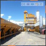 Centrale de malaxage mobile d'asphalte pour la construction