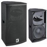 Altofalante audio da caixa do altofalante grande da água da dança altofalante de 15 polegadas
