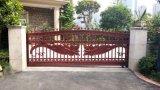 Disegno del cancello della lega di alluminio per la villa