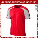 Het Duidelijke Authentieke Voetbal Jersey In het groot China van mensen