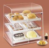 Visualizzazione a finestra della torta acrilica libera multilivelli