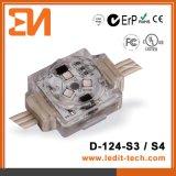 CE/EMC/RoHS 0,75 W~1W LED Lámpara Pixel (D-124)