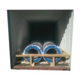 La norme ASTM A792 GL laminés à froid Aluzinc Acier recouvert de bobine