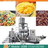 Spuntini croccanti soffiati del cereale del bastone che fanno la linea di produzione della macchina