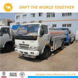 新しい4*2小型15000L石油タンカーのトラック