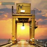 Grue de construction ferroviaire de Goliath de portique lourd