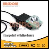 軽いCarriable鉱山のヘッドライトの充電器