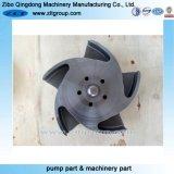 Goulds centrifugo chimico 3196 parti della pompa per il pezzo fuso di sabbia