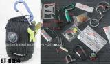 Напольный набор гранаты скорой помощи аварийного комплекта Paracord