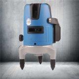 Nível laser 2 linhas 3 Pontos 360 Grau auto- Cruz de nivelamento