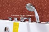 長方形の水治療法のマッサージの浴槽(TLP-633G)