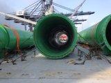Специальный осторожно загрузка отгрузки для больших размеров труб