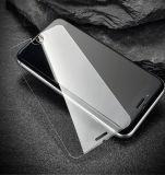 Protecteur en gros d'écran en verre Tempered de téléphone mobile du film 2.5D pour l'iPhone X 8 7 6 5 positifs