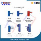 Gestell-Stahlabsinken-Verschluss für Rahmen-System