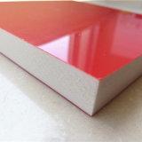Folha de espuma de PVC ABS para a folha de plástico