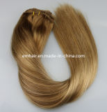 ヨーロッパBalayaget6#/16#のバージンの毛のインドの人間の毛髪の束