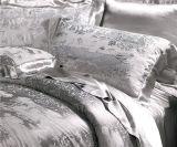 Conjunto 100% del lecho de la seda de mora de la nieve de Taihu