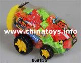 Pädagogische Spielwaren, Plastik-DIY Spielwaren Buklding Block (869133)