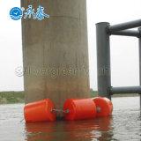 Flutuador Bóia marinho preenchidos com espuma bóia de espuma de poliuretano para a dragagem de elevação de amarração