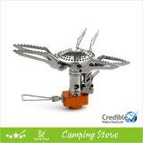 Mini Folding Gas Burner per Camping