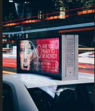 38-дюймовым супершироким бар ЖК-рекламы плеер для системы шины CAN
