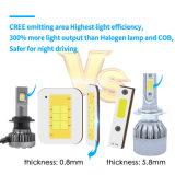 Kit NASCOSTO del xeno dalla fabbrica e lampada NASCOSTA con il kit di aggiornamento del faro di 9600lm LED