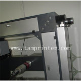 Rollo a rollo automática máquina de impresión de pantalla de PVC Proveedores (TM-ZP)