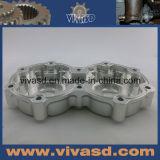 Pièces de usinage de commande numérique par ordinateur d'aluminium de haute précision