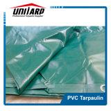 Nach Maß Anti-UVim freienbelüftung-Plane-Bedeckung mit rostfreien Tüllen