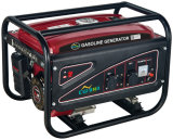 Nieuwe Model 2kw 5.5HP Gasoline Generator met Electric Start
