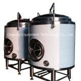 equipamento usado comercial da fabricação de cerveja de cerveja 1000L