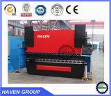 Máquina de dobra hidráulica do metal de folha de WC67Y