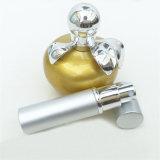 frasco de perfume 8ml de vidro com tampão de alumínio