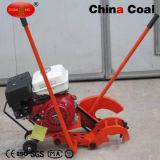 El ferrocarril de Nqg-6.5 China filetea la cortadora del carril de la combustión interna
