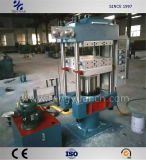 Pressione vulcanização pequeno com controle flexível e Operação