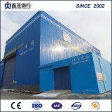 조립식 가옥에 의하여 직류 전기를 통하는 가벼운 강철 구조물 건물
