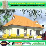 Schnelle Installation modulares aufbauendes /Mobile/vorfabriziert/fabrizierte Stahlhaus/Haupt vor