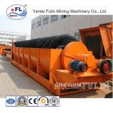De beweegbare Classificator van de Machine van de Mijnbouw Gouden Spiraalvormige voor Verkoop