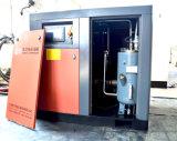 De Compressor van de Lucht van de schroef met de Convertor van de Frequentie voor Concrete Productie