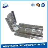 Componentes pressionados feitos sob encomenda do metal de folha do molde de metal com o carimbo/carimbado/processo do selo