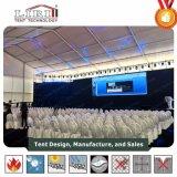 20 durch 20 Zelt-Würfel-Zelt mit aufblasbarem Dach für Audi Car Show