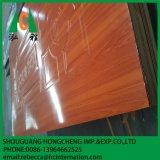 Huid van de Deur HDF van het Vernisje van de kleuring de Houten Laminaat Gevormde
