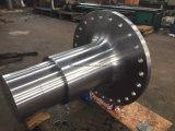 Выкованный вал для турбины /Wind энергии ветра