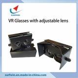 Google картонных очках Vr 2.0+ Plus Vr гарнитура с пользовательскими печать
