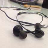 Estéreo Hi-Fi Boa Bass preparar o fio do fone de ouvido intra-auriculares com microfone