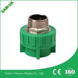 Nuovi accessori per tubi progettati dell'acqua calda di stile PPR di modo PPR un gomito Sam-REGNO UNITO da 90 gradi