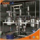 Tipo unidade do laboratório da concentração da extração